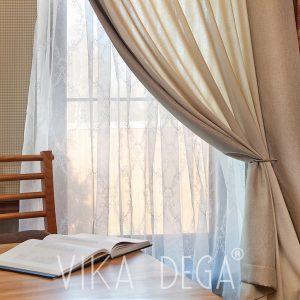 Бильярдная_стол и окно