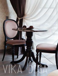 Сhocolate_вид на столик